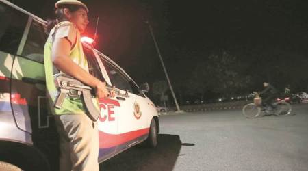 delhi, delhi pcr van, delhi women constables, delhi police, delhi police pcr van, delhi women cops, delhi news, india news