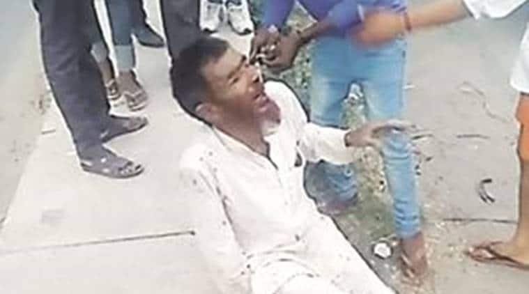 Pehlu Khan, lynching, beef ban, slaughter, India, Indian Express