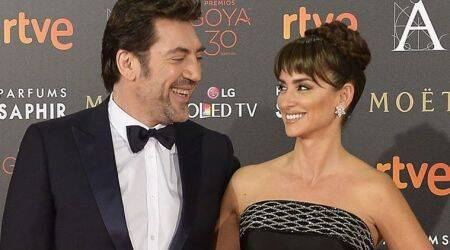 Wife Penelope Cruz's presence got Javier Bardem excited about Pirates Of TheCaribbean