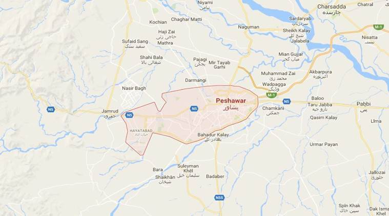 Girls' School Targeted in Peshawar