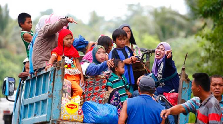 Philippines, Philippines militant infiltration, Philippines muslim militant infiltration, Philippines President Rodrigo Duterte, Rodrigo Duterte, Philippines Islamist militants, World News, Latest World News, Indian Express, Indian Express News