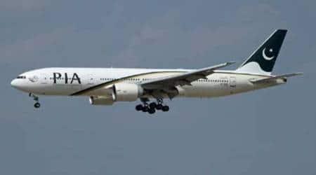 PIA, PIA services, PIA international services, India Pakistan, India Pakistan flight service, PIA Karachi-Mumbai flight operation, indian express news