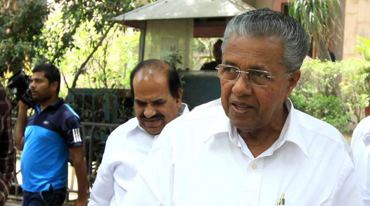 kerala, kerala cm, kerala beef ban, pinarayi vijayan, kerala cm beef ban, cattle slaughter rules, cattle slaughter ban, india news, indian express news