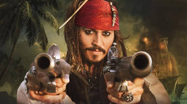 'Pirates' soars, 'Baywatch' sinks at movie box office this weekend