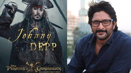 Arshad Warsi 'localised' Jack Sparrow's voice in Pirates of the Caribbean: Salazar's Revenge