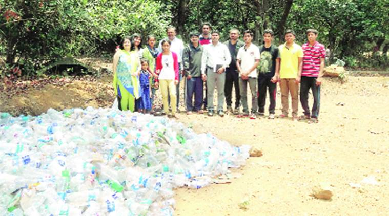plastic waste, waste management, Pune waste management, Pune waste treatment, Pune plastic waste management, solid waste disposal, indian express news