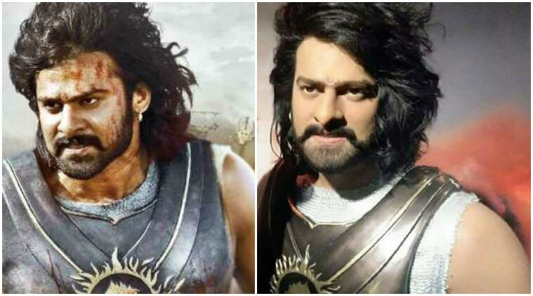prabhas wax statue, prabhas madame tussauds, prabhas baahubali look, prabhas wax statue pic, baahubali wax statue, baahubali the conclusion, baahubali madam tussauds, prabhas madame tussauds bangkok, prabhas actor, prabhas news, prabhas latest updates, entertainment news, indian express
