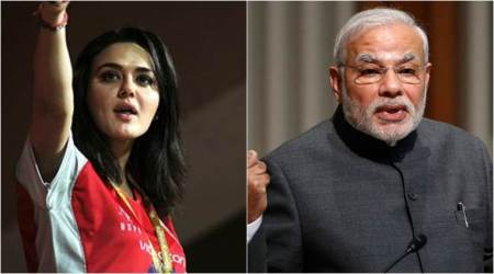 Preity Zinta hails Narendra Modi for getting rid of 'lal batti' and ending the VIP culture