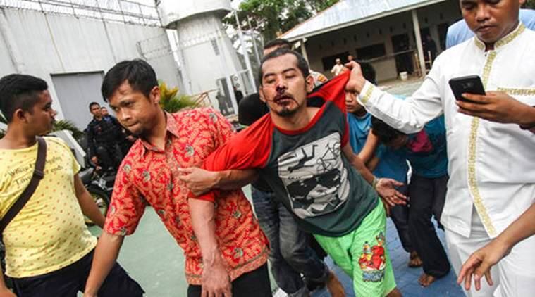 Indonesia Searches for Scores of Inmates After Jailbreak