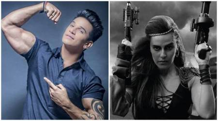 MTV Roadies Rising: Prince Narula takes a jibe at co-judge Neha Dhupia's acting career leaving everyone shocked