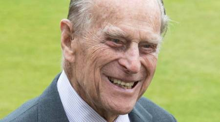 UK Queen's husband Prince Philip, 96, admitted tohospital
