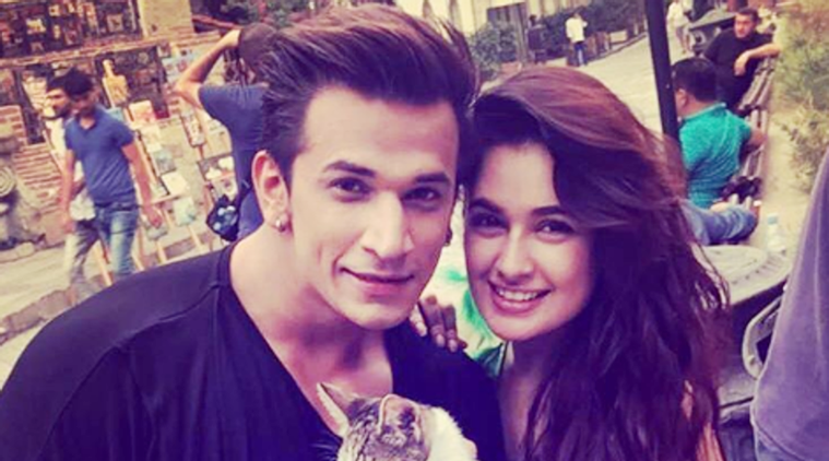 Yuvika Chaudhary and Prince Narula debut as singers