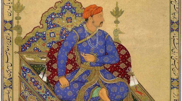 Akbar, new book on Akbar, Portuguese India and Mughal relations (1510-1735), Luis de Assis Correia, Akbar's harem, Jodha Bai, Akbar and Jodh Bai, India and Portuguese, Portuguese Jodha Bai, Indian Express