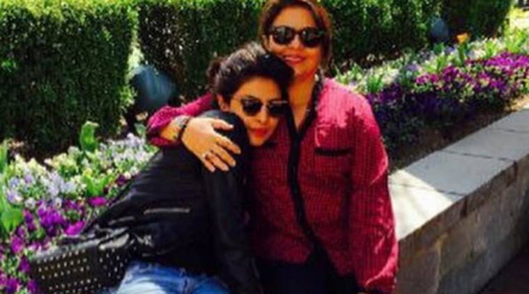 Priyanka Chopra, happy mother day 2017, mothers day 2017, madhu chopra