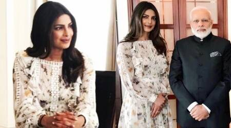 When Priyanka Chopra met Narendra Modi at Berlin: Here's what she wore