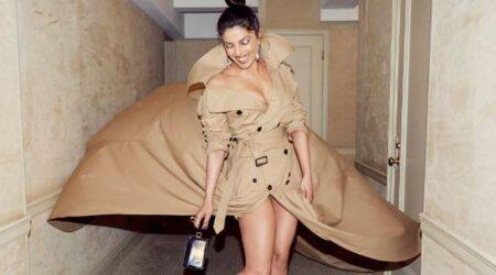 Priyanka Chopra solves the case of the missing Met Gala trench-coat train that had everyone talking