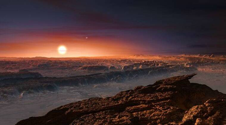earth sized exoplanet, Proxima b, Proxima centauri, earth like atmosphere, Proxima b, potential to be habitable, earh, supporting, Science, Science news