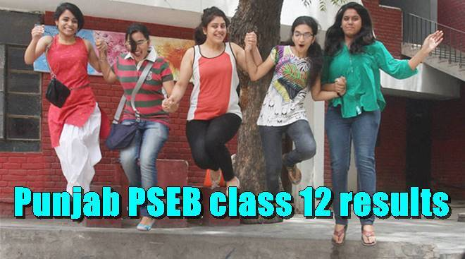pseb.ac.in, pseb results 2018, 12th results