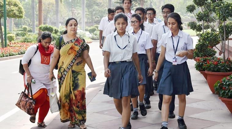 delhi schools, teacher transfer, indian express
