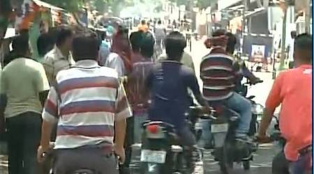 West Bengal civic polls: Bombs hurled at polling booth, RAF personneldeployed