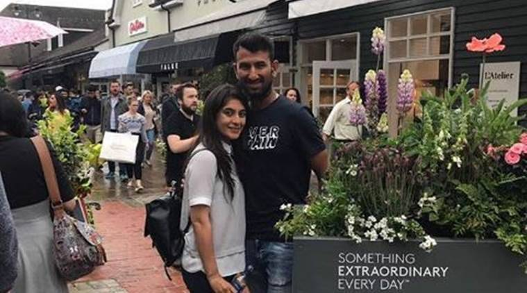 cheteshwar pujara, pujara, pujara county cricket, county cricket, pujara nottinghamshire, cricket news, cricket, sports news, indian express
