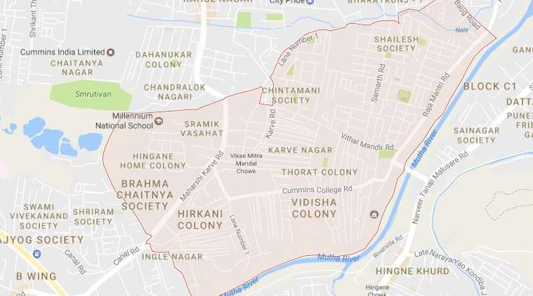 Two teenagers 'stripped and paraded' in Pune