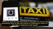 Pune woman shares harrowing experience with Uber driver on Facebook; driver suspended