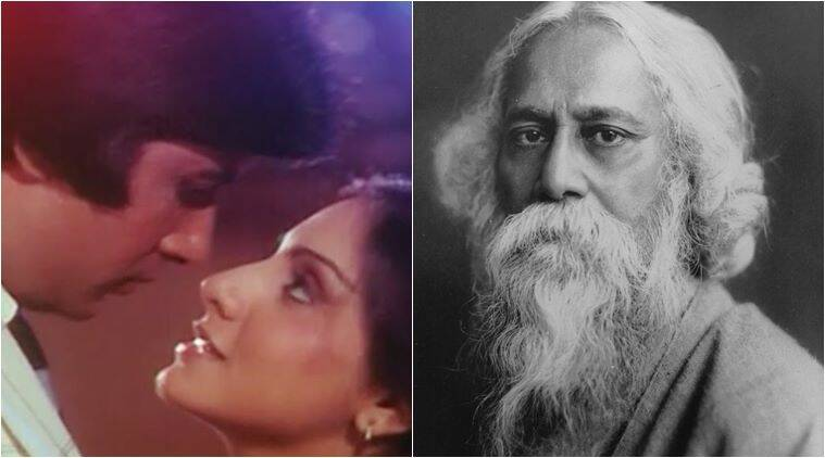 Rabindranath Tagore In Bollywood 8 Hindi Film Songs Based On Rabindrasangeet Lifestyle News The Indian Express Status images of latest hindi and punjabi songs with lyrics and music videos. hindi film songs based