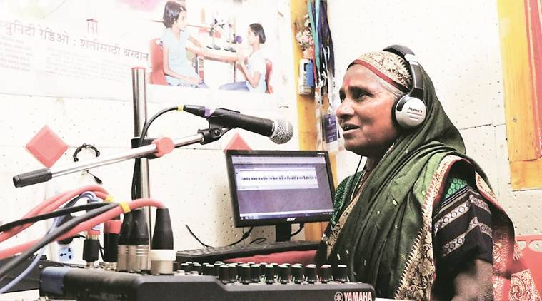 radio, rural radio, Mann Deshi Tarang Vahini, Maan Vikas Samajik Sanstha, latest news, latest india news