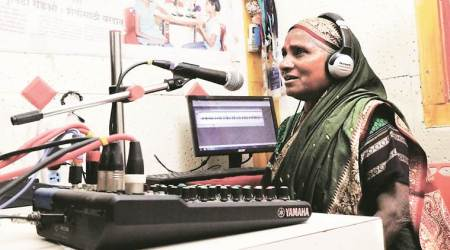 Her own voice: How rural women in Satara contribute to community radio