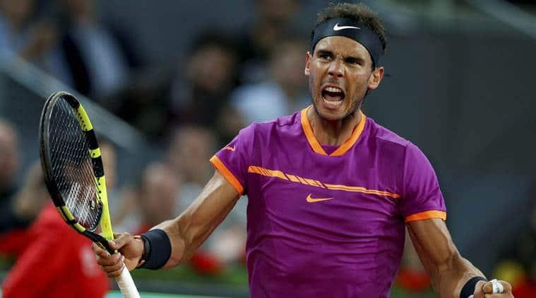 Novak Djokovic, Novak Djokovic news, Novak Djokovic updates, Novak Djokovic vs Rafael Nadal, Madrid Open, sports news, sports, tennis news, Tennis, Indian Express