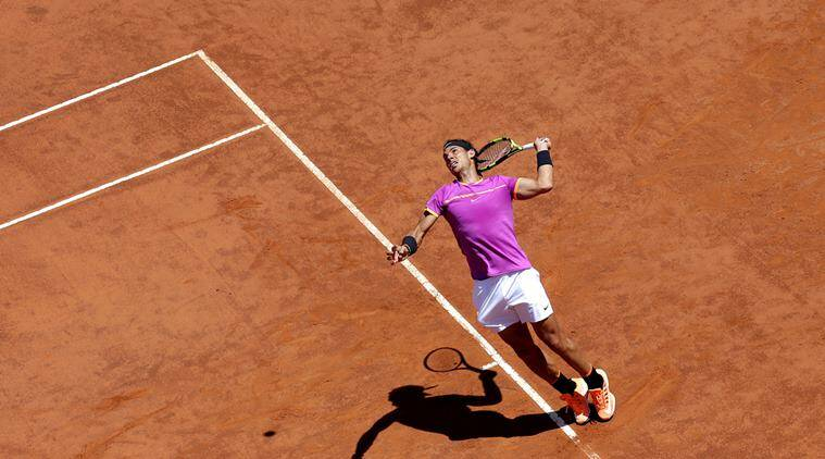 Rafael Nadal, Nadal, Andy Murray, Murray, French Open, Roland Garros, French Open 2017, Tennis news, Tennis, Sports news, Sports, Indian Express