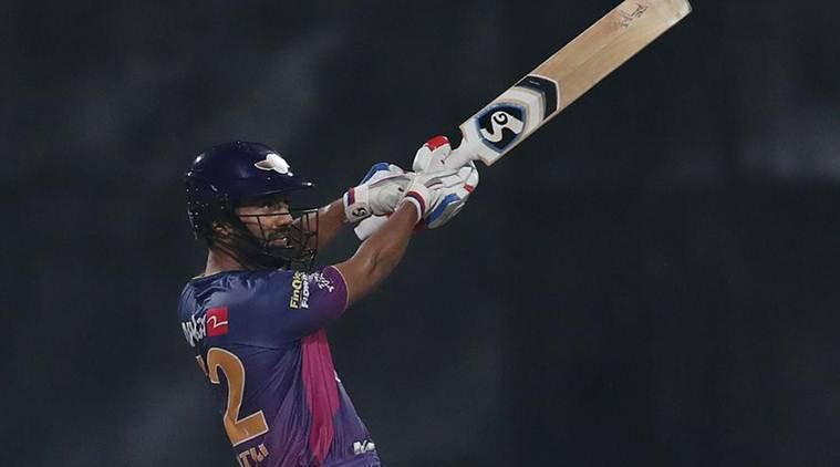 Rahul Tripathi, Rahul Tripathi RPS, Rahul Tripathi IPL, Rahul, Rising Pune Supergiant, RPS, RPS vs MI, RPS vs MI IPL final, IPl 2017, Cricket news, Cricket, Indian Express