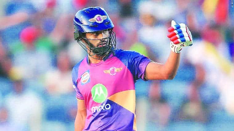 rahul tripathi,Rising Pune Supergiant, rahul tripathi-Rising Pune Supergiants, batsman-rahul tripathi, opener rahul tripathi, indian premier league, ipl 10, indian express