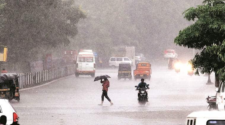 Kerala rainfall, kerala rain, heavy rainfall in kerala, kerala monsoon, idukki, ernakulam, kochi, kerala rains, indian express