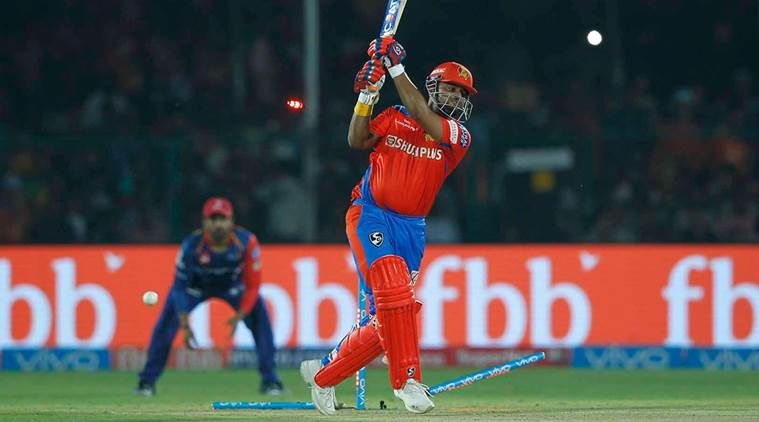 IPL 2017, IPL 2017 news, IPL 2017 updates, Pat Cummins, Rishabh pant, Delhi Daredevils, Gujarat Lions, sports news, sports, cricket news, Cricket, Indian Express