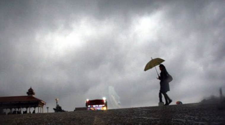 rain continues in rajkot two killed by lightning strike the