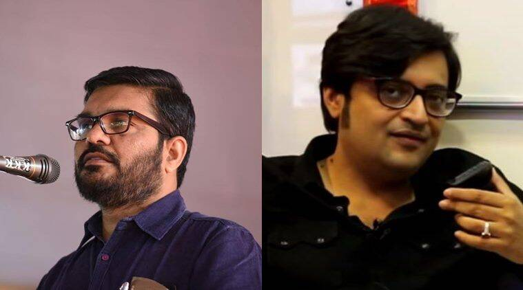 arnab goswami, republic TV, mb rajesh, mb rajesh facebook, rajesh facebook post, arnab goswami video, arnab goswami debate, republic tv live, kerala news