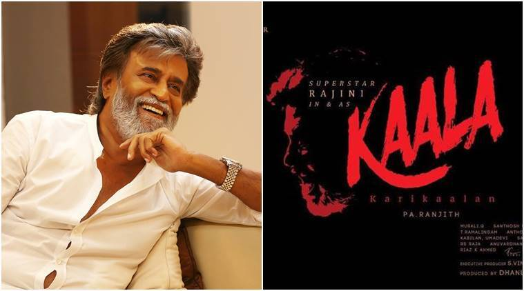 Kaala Karikaalan poster launch: Rajinikanth looks fierce and deadly in Dhanush's film