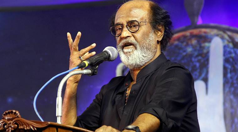 rajinikanth, rajinikanth politics, rajinikanth meets fans, rajinikanth fans, rajinikanth news, rajinikanth joins politics, rajinikanth on politics, rajinikanth movies, entertainment news, indian express, indian express news