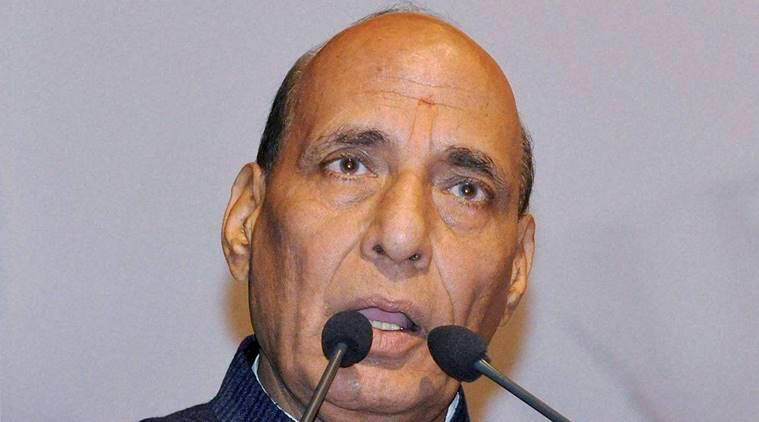 Rajnath Singh, Home minister Rajnath Singh, North east radicalisation, north east terrorism, rajnath singh north east, indian express, india news