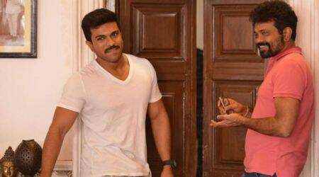 RC 11: Ram Charan asks fans to 'stalk' his director Sukumar to know the film's title. Watch video