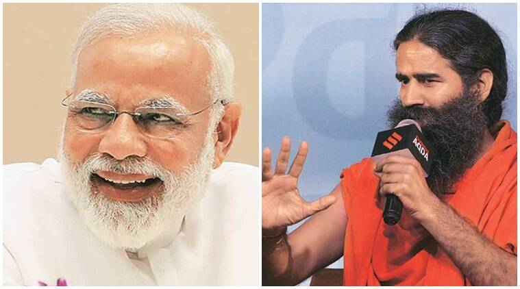 Baba Ramdev, Narendra Modi, Baba Ramdev on PM modi, Modi India's brand ambassador, Patanjali, indian express news