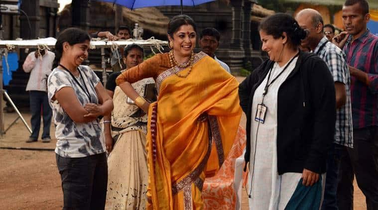 Ramya krishnan, Sivagami stills, Baahubali 2 sivagami actor, Ramya Krishnan pics,