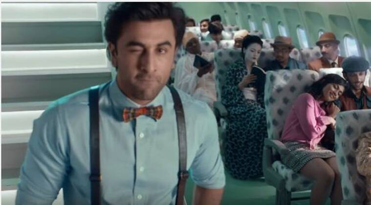 Ranbir Kapoor, yatra tvc, Ranbir Kapoor image