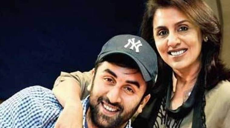 did ranbir kapoor go bride hunting to london with mom neetu kapoor