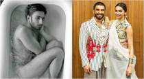 Ranveer Singh's naked picture is breaking the internet. Deepika Padukone got involved in it too
