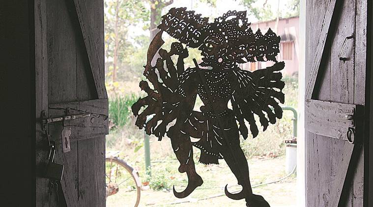 Shankhajeet De, Ravan Chhaya, In the Shadow of Time, Odisha, shadow puppetry, shadow puppetry odisha, odisha Ravan Chhaya, latest news, indian express