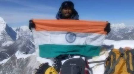 Missing UP Boy, Missing Indian, Ravi Kumar, Missing UP Boy Ravi Kumar, Mt. Everest, Mount Everest, Ravi Kumar Died, Indian Express, Indian Express News