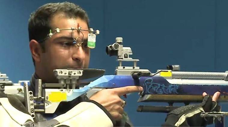 Ravi Kumar, Ravi Kumar India, India Ravi Kumar, Ravi Kumar shooting, Ravi Kumar ISSF World Cup, ISSF World Cup news, sports news, sports, Indian Express